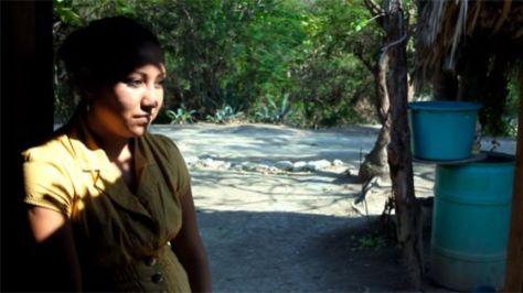 Imagen de Hilda en el documental 'Viva México', de Flavio Florencio.