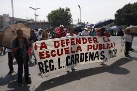 Defender escuela pública